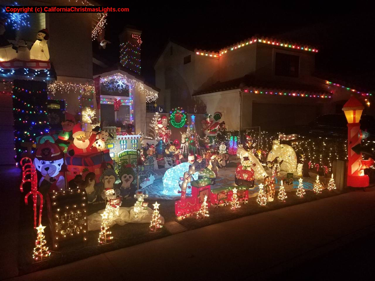 Lake Forest Christmas Lights 2020 Best Christmas Lights and Holiday Displays in Lake Forest, Orange