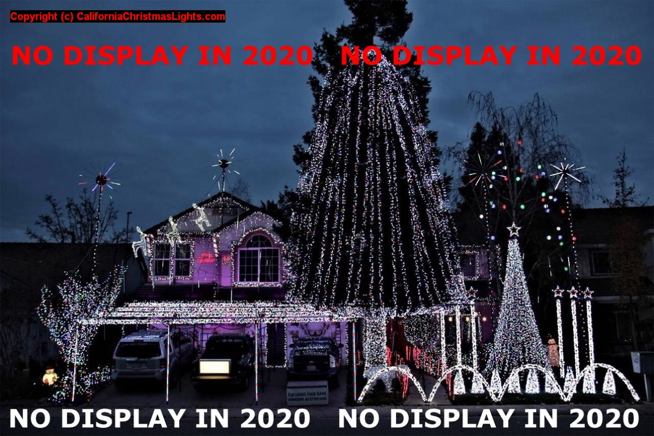 Christmas Play Sacramento 2020 Best Christmas Lights and Holiday Displays in elk grove