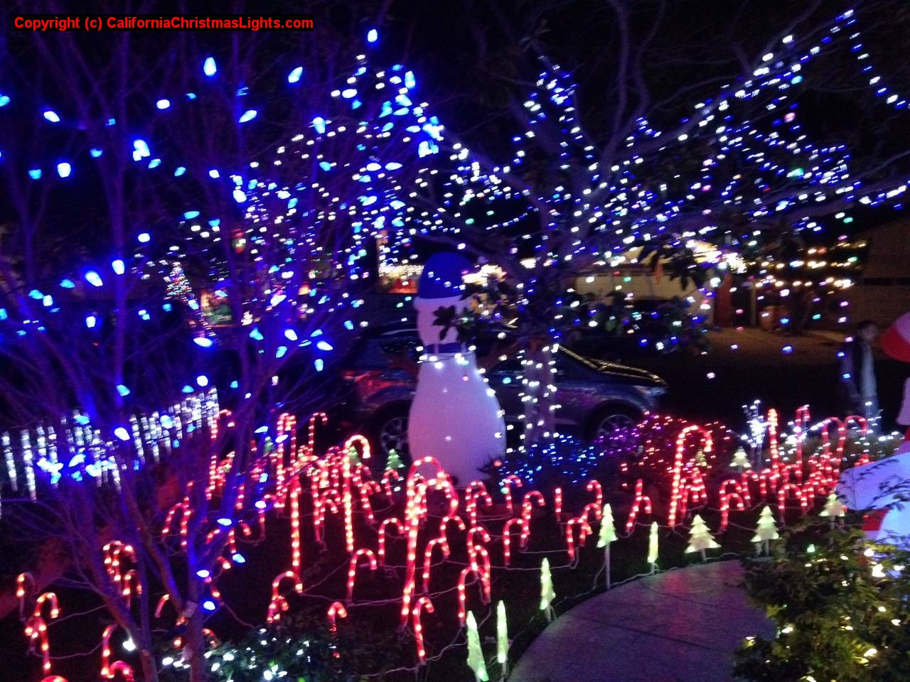 Best Christmas Lights and Holiday Displays in Union City, Alameda County
