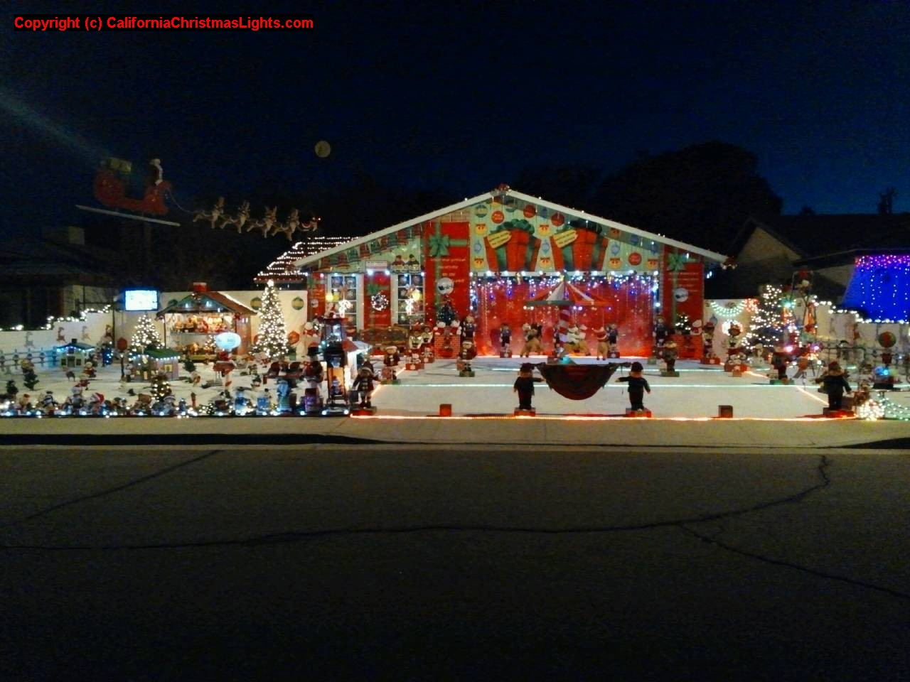 Ridgecrest Ca Christmas Lights 2020 Best Christmas Lights and Holiday Displays in Ridgecrest, Kern County