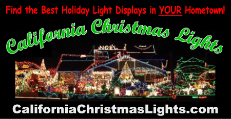 California Christmas Lights dot com - medium