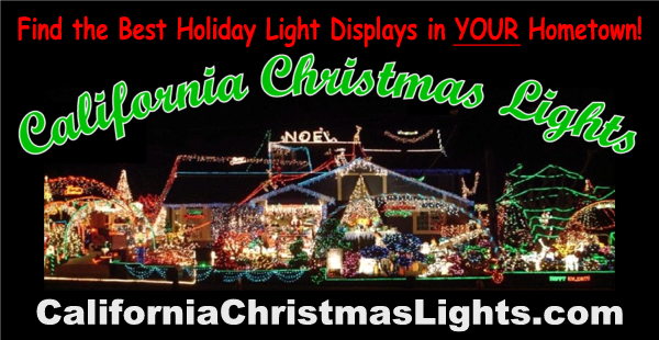 California Christmas Lights dot com - large